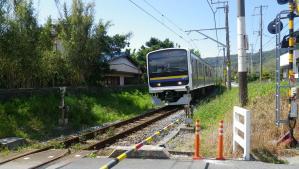 022JR内房線~保田に出る~R127