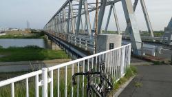009葛飾橋到着
