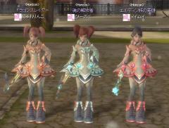 3人かわいい