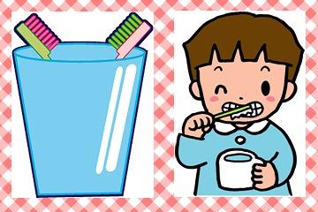 歯磨きカード
