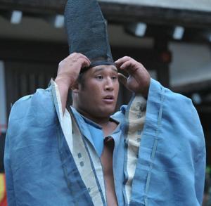 豊真将関、大河ドラマに出演