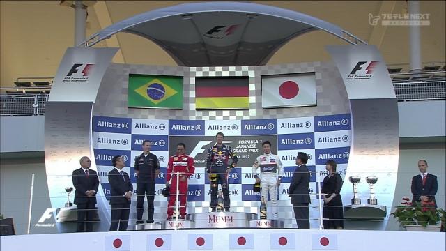 F1日本2012