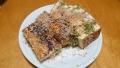 キャベツとゆで卵のサラダ 20130330