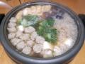 鶏団子鍋 20140129