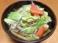 野菜ラーメン 20140208