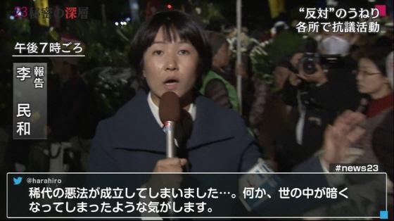 TBS「NEWS23」