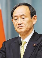 日韓スワップ協定「延長要請あれば大局的観点で検討」菅長官