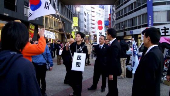 民主党 枝野経済産業大臣遊説②