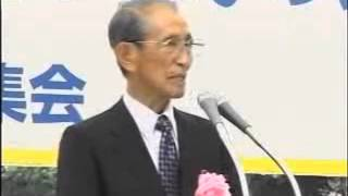 小野田寛郎氏、靖国神社で小泉首相を痛烈に批判!