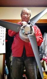 DIY14_11_1 風力発電機だ!