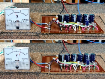 DIY14_11_10 発電電圧確認