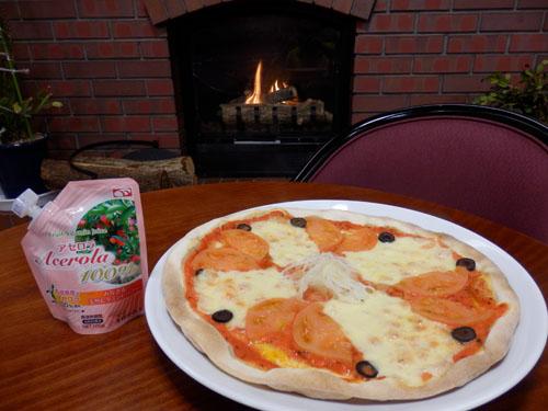 アセロラ&ピザ