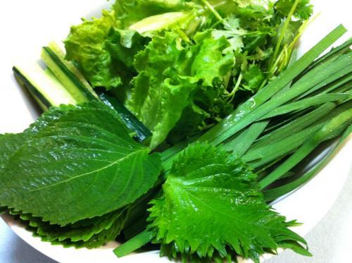 春巻き野菜