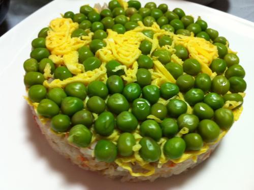 寿司ケーキアップ