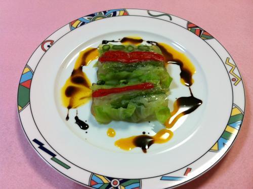 野菜のパテ