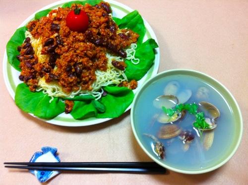 ケイジャン和え麺セット