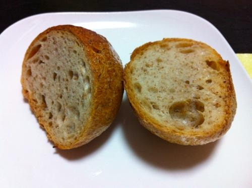 木のひげのパン
