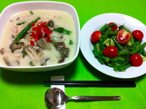 タイ風&♡トマト
