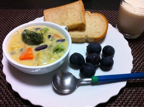 豆腐シチューブランチ