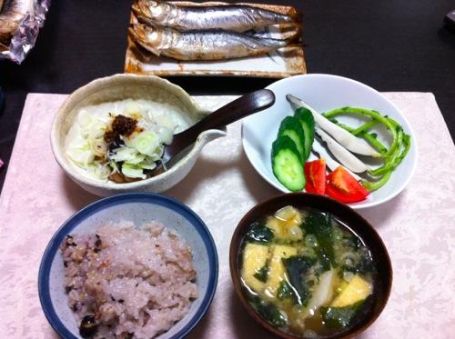 ニッポンの朝ご飯