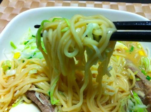 味噌ラーメン箸