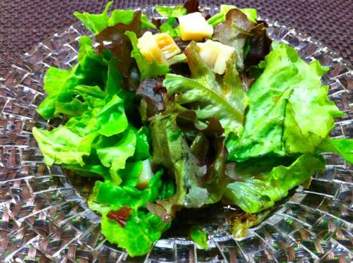 帆立サラダ