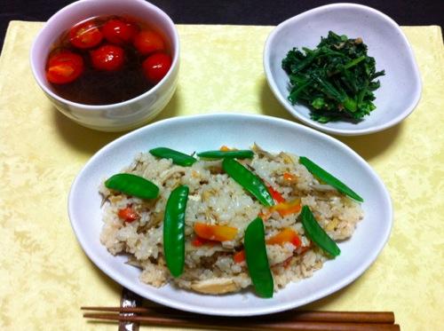 野菜寿司セット