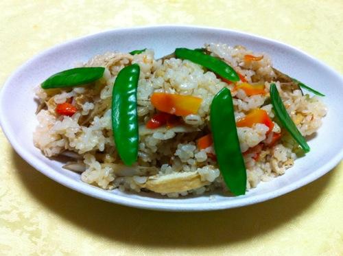 野菜寿司アップ