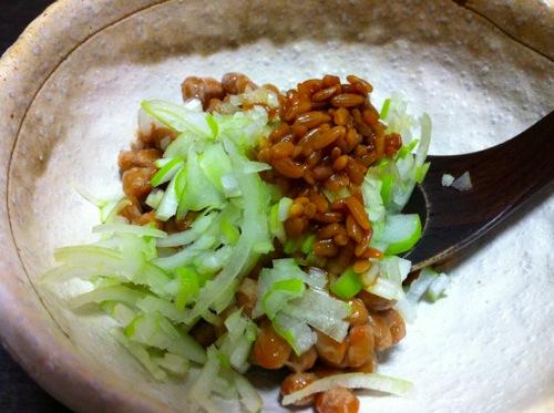 醤油麹納豆