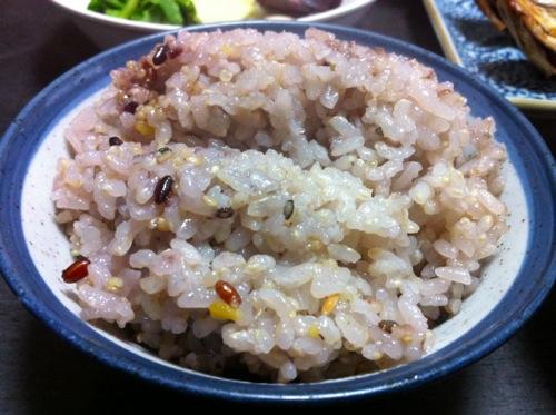 16穀入り胚芽米