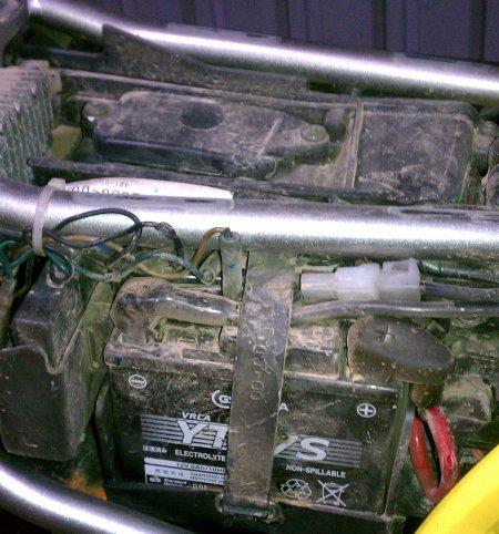 ウィンカー修理04