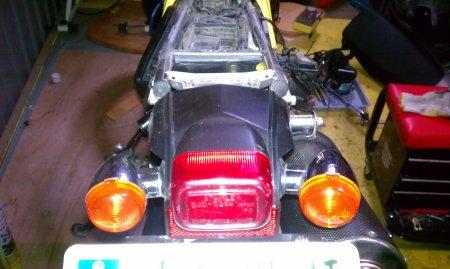 ウィンカー修理10
