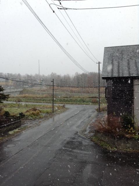 20121118初雪