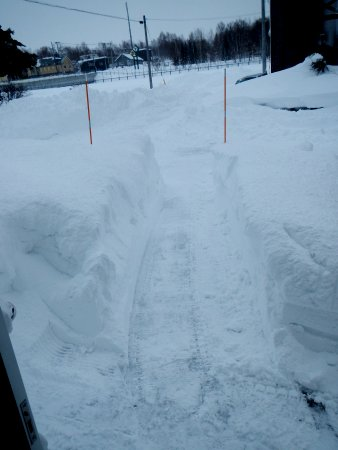 記録的暴風雪13
