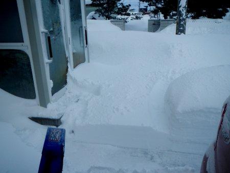 記録的暴風雪11