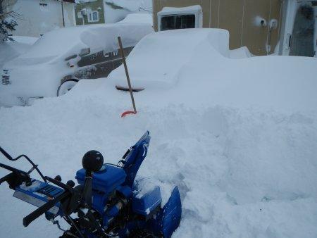 記録的暴風雪10