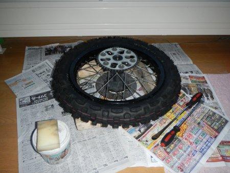 極悪タイヤ準備03