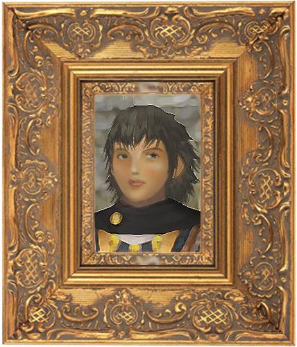 シーウィード肖像画完成版