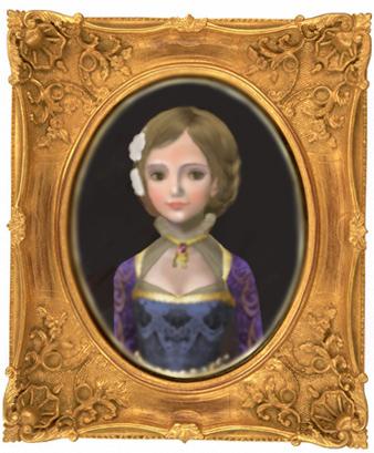 ミドレーヌ肖像画2012
