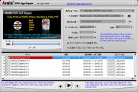 Acala DVD 3gp Ripper スクリーンショット