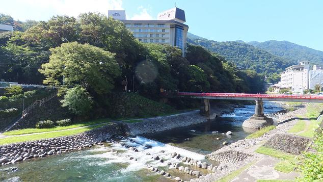 箱根湯本駅前1