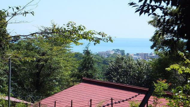 大久保神社からの眺め