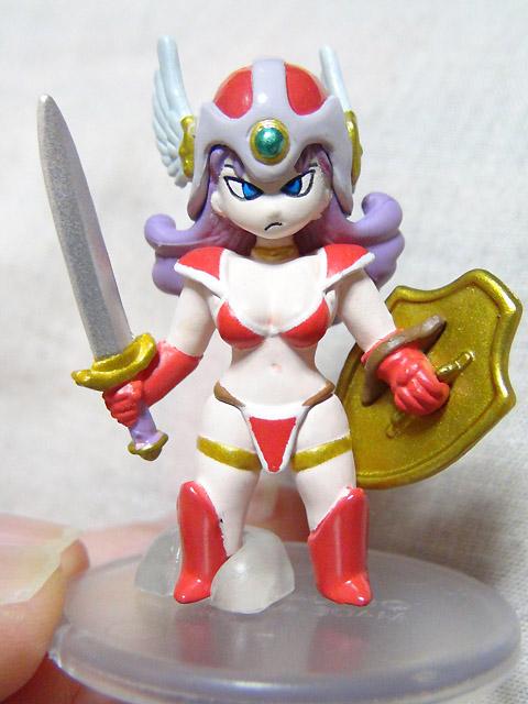 スクエニの「ドラゴンクエスト キャラクターフィギュア」 女戦士
