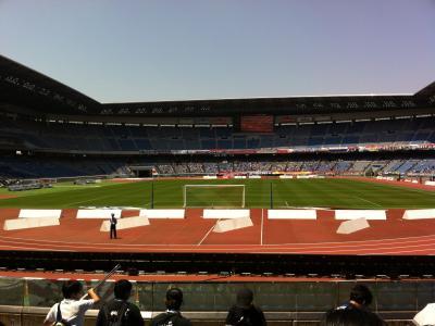 日産スタジアム2012