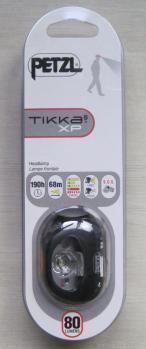PETZL Tikka XP パッケージ