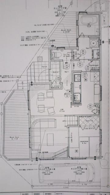 間取り図-1階