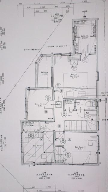 間取り図-2階