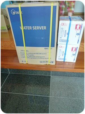 日田天領水のウォーターサーバー