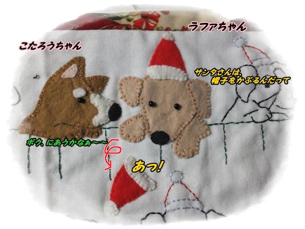 26-11こたろうちゃん&ラファちゃん