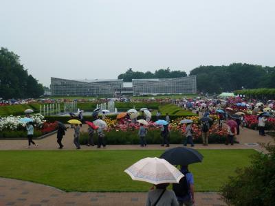 神代植物公園① 5.25